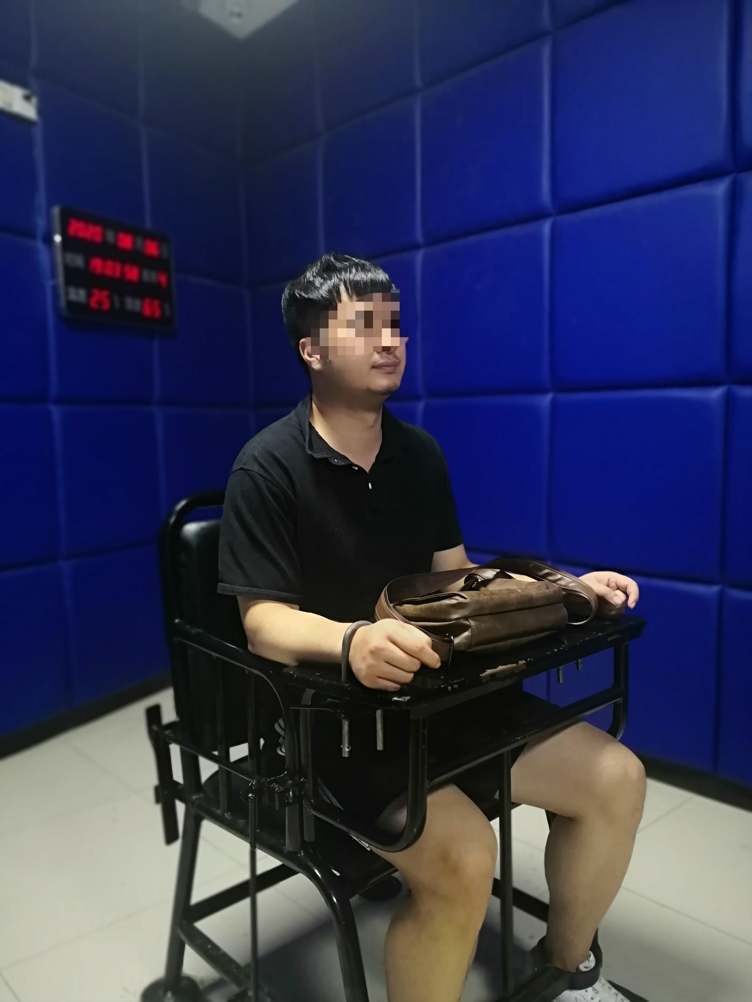 犯罪嫌疑人赵军。警方供图