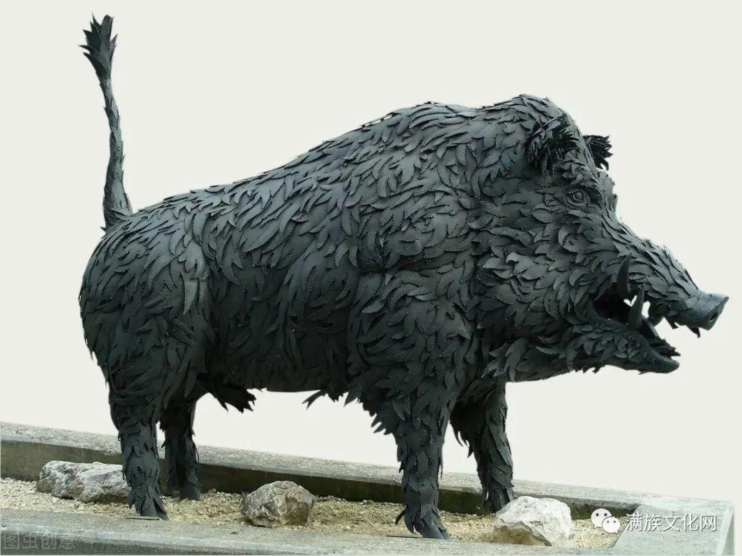 清朝吉林打牲衙门的八旗牲丁,如何猎捕野猪这关东第一猛兽