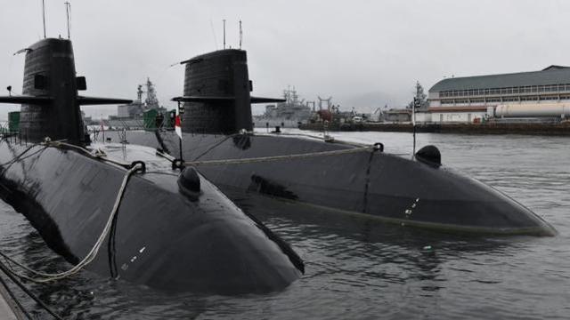【优化培训】_外媒:中国潜艇与日本海上自卫队在第一岛链展开追逐战