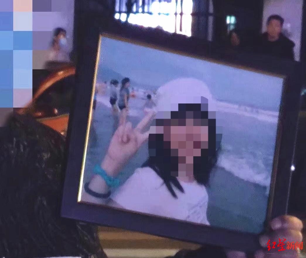 """上海一高三女生留遗书后溺亡,生前曾称被老师怀疑""""早恋""""""""作弊"""""""