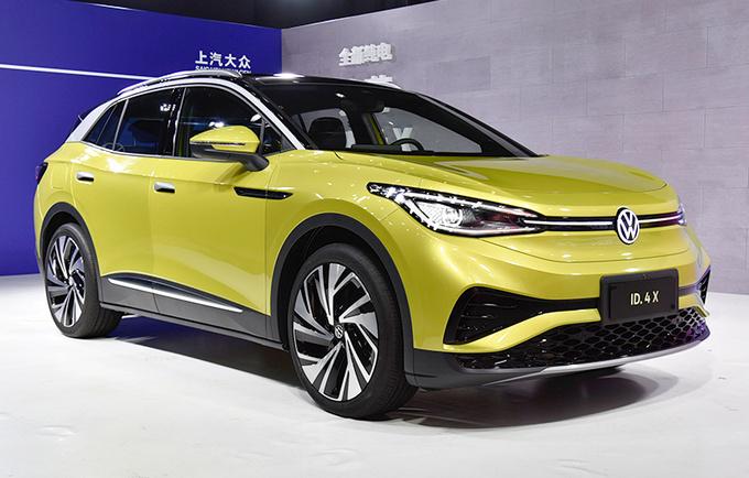 广州车展这6款新能源车值得关注宝马iX3国内上市-图3