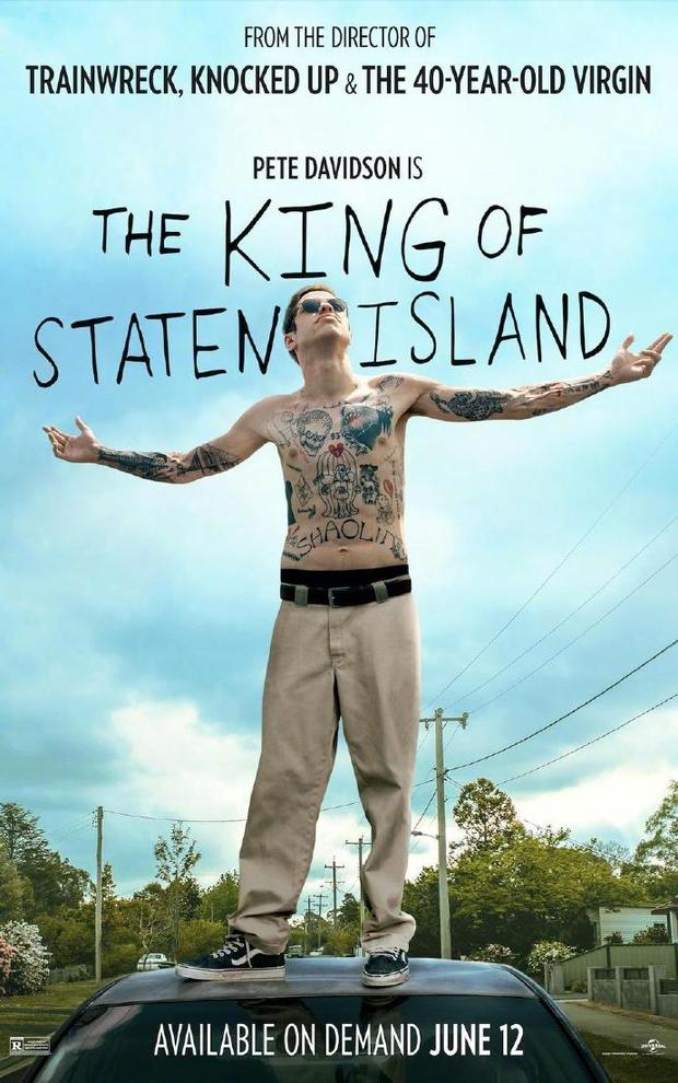 《史泰登岛国王》