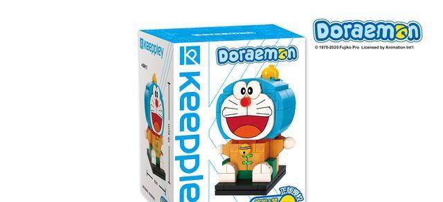 KEEPPLEY带着哆啦A梦和童年时光一起回来啦! 业内 第5张