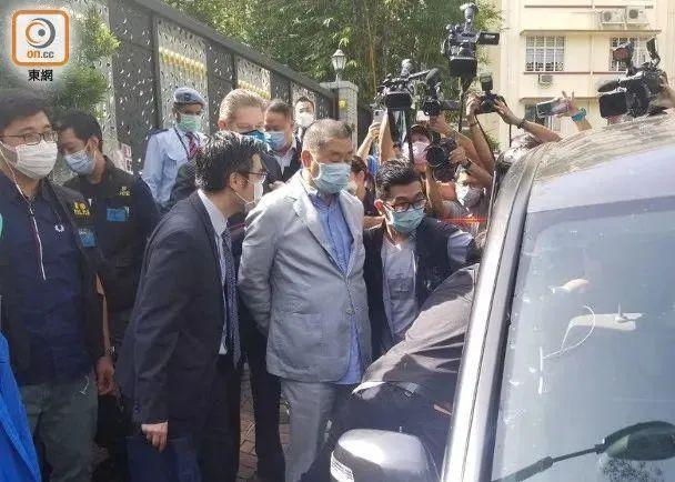 【彩乐园2进入12dsncom】_违反香港国安法被捕,黎智英这次还能否获准保释?