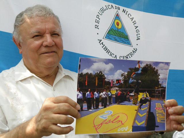 """又要被""""断交""""了?尼加拉瓜十三年""""驻台大使""""突然遭免职"""