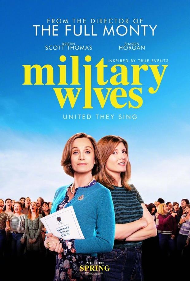 《军人的妻子》
