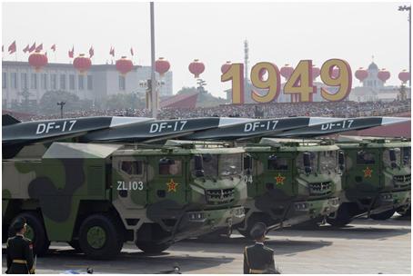 【迪士尼国际注册】_台媒:解放军在东南沿海部署东风-17 称可威慑美航母