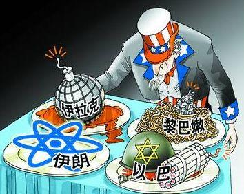 美国再次点燃危机导火索,中东小国怒斥:分明是世纪骗局