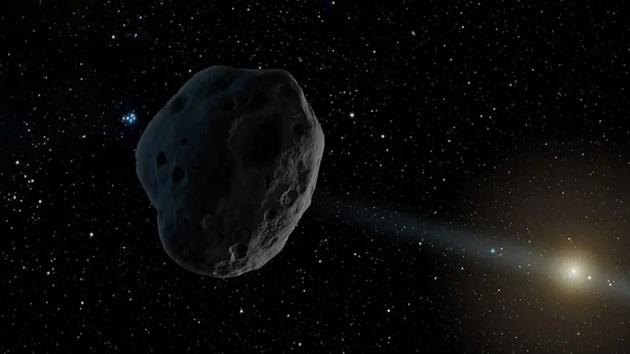 又有小行星高速飞向地球?NASA:放心,地球没危险