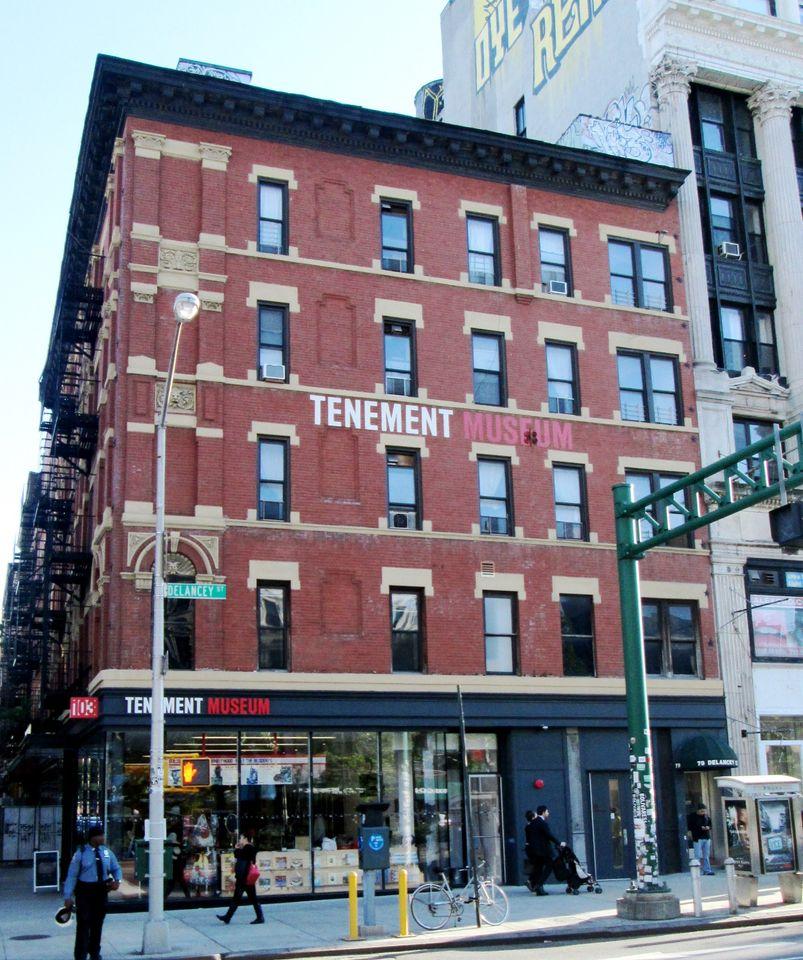 纽约移民公寓博物馆