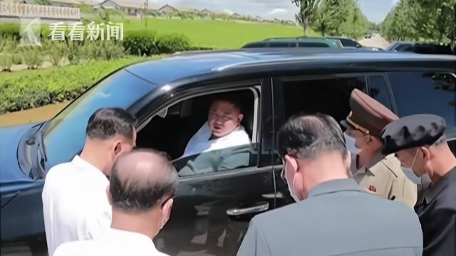 【thundernetwork】_金正恩罕见亲驾SUV奔赴灾区 朝央视曝车型引关注