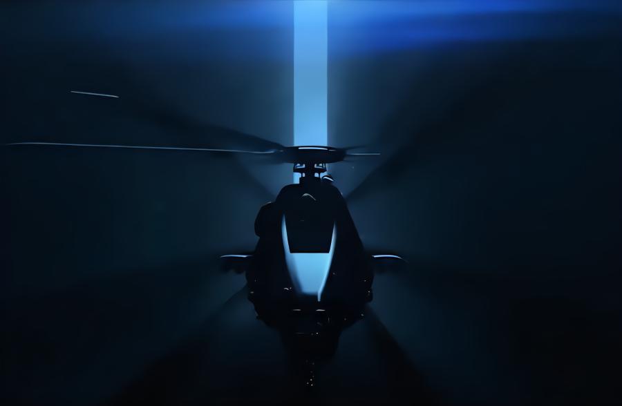 美国又推出一款新型武直高速隐形还能操控无人机作战