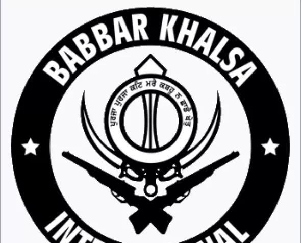 (锡克教分离运动组织Babbar Khalsa标志)