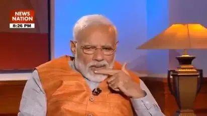 印度总理莫迪 资料图