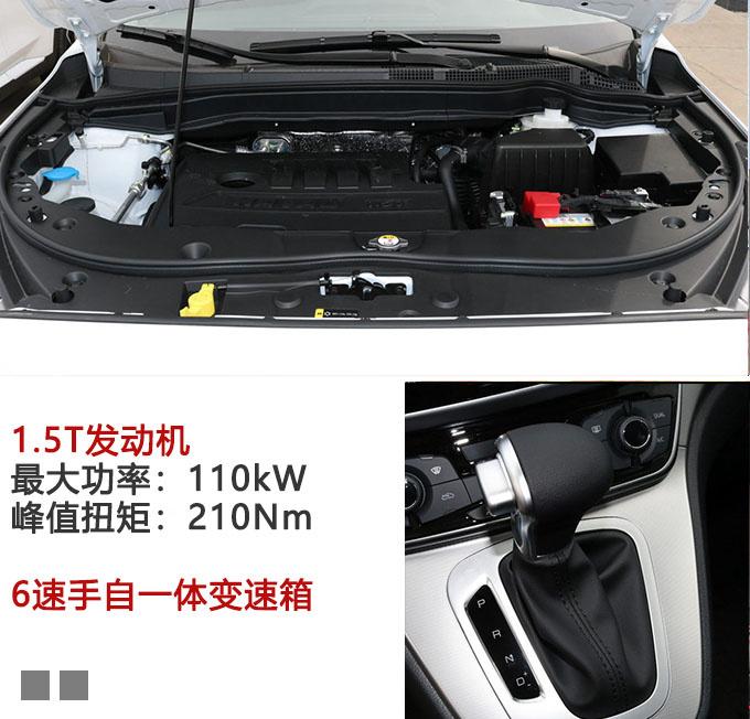 舒适又好开的家用车  7万级别品质SUV推荐-图13