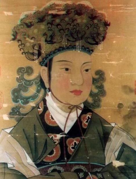 上图_ 武则天(624年-705年12月16日)