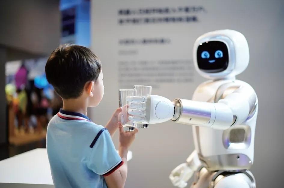 新基建战略下优必选持续发力,中创海洋把握人工智能发展新机遇