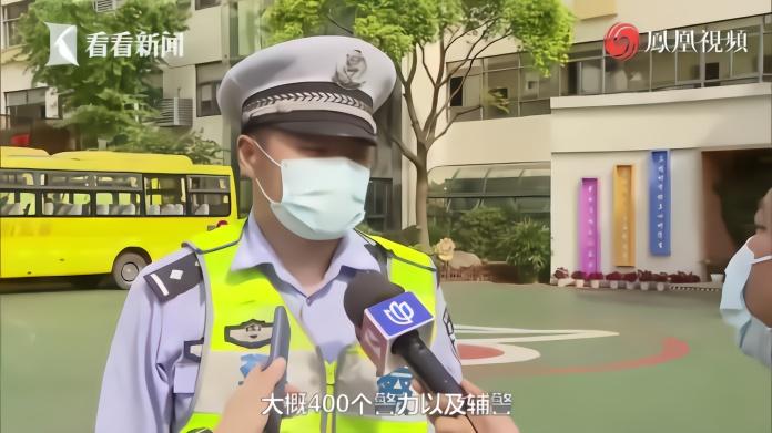 """神兽归笼!校车逐一排查 """"一带一盔""""守护安全"""
