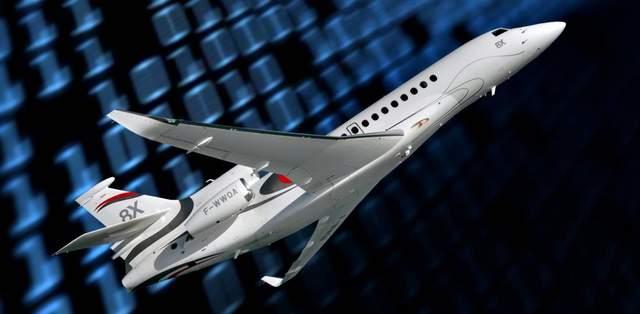 达索航空举办基于公务机性能提升竞赛 基于人工智能 优化技术