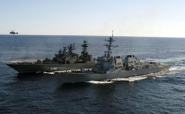 嫌弃老船不好用,美军计划退役早期伯克级驱逐舰