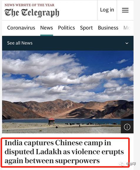"""敏感时刻,一名印度军官这样在中印边境""""阵亡""""了"""