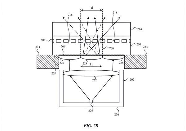 为无刘海iPhone做准备:专利显示苹果手握大量屏下指纹技术
