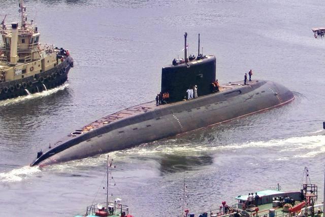 印度送钱卖潜艇,目的可不是表面这么简单