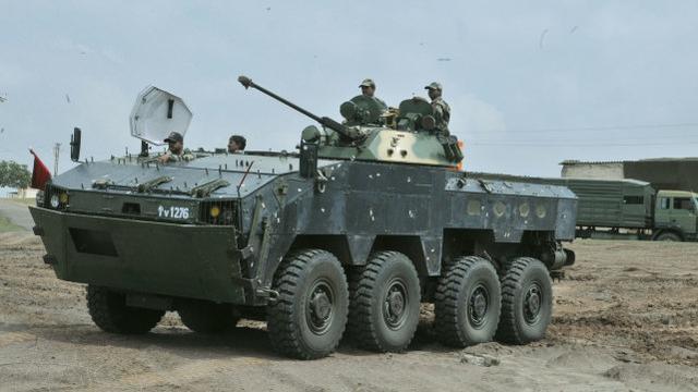 对标解放军?印军要买高原用装甲车,一印造战车将与悍马竞争