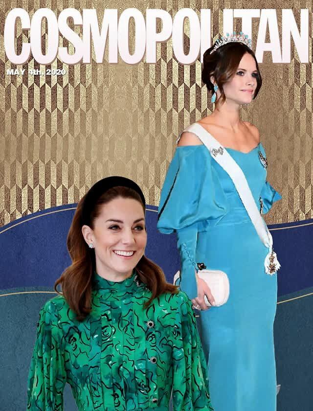每年置重金买衣服的皇室女孩,穿的其实很不贵?