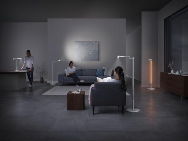 戴森全新推出Dyson Lightcycle Morph照明灯 4灯合一 ,多种照明变换随你所需