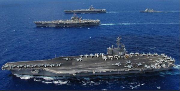 """""""全球火力""""网公布世界军队排名 美俄中分列前三"""