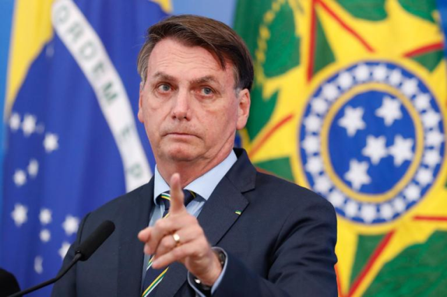 【彩乐园2进入dsn292com】_巴西总统表态将阻止购买中国疫苗,美媒:意在打击国内政敌