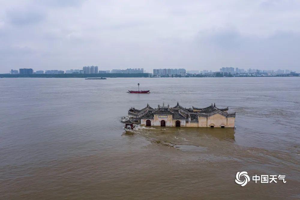 【快猫网址资源】_长江中下游干流超警12天,太湖超警19天…雨下不停,淮河也将涨水