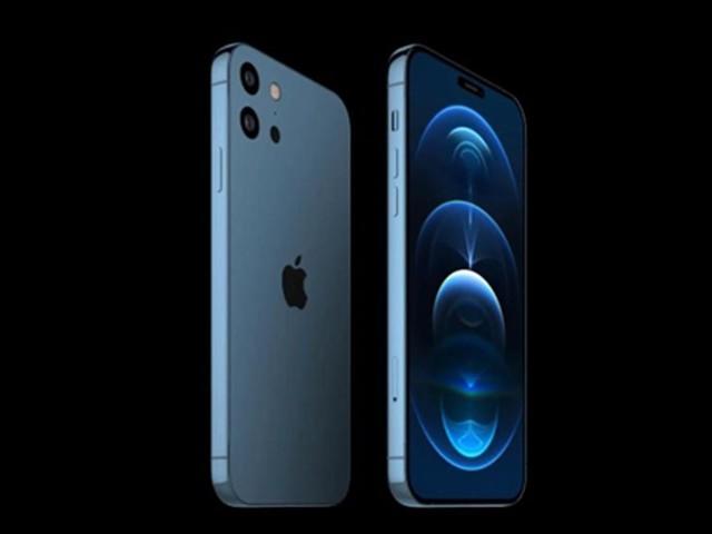 iPhone13概念机渲染图曝光:全面屏幕