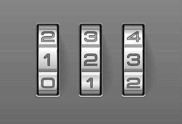 """常用密码排行_世界最常用密码榜单出炉""""123456""""无悬念夺冠"""