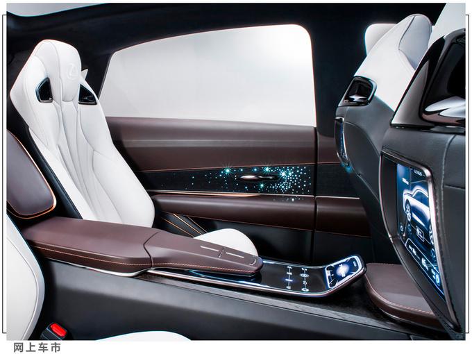 雷克萨斯全新SUV曝光命名TX/或为RX轿跑版-图9