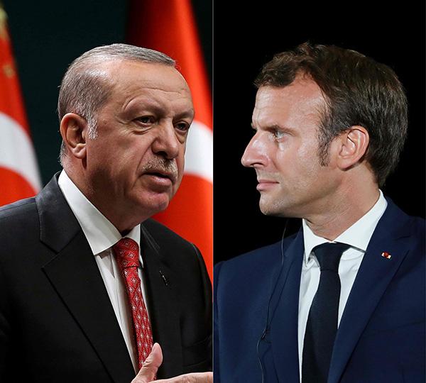 【中国比特币交易平台】_埃尔多安一句话,马克龙召回驻土耳其大使