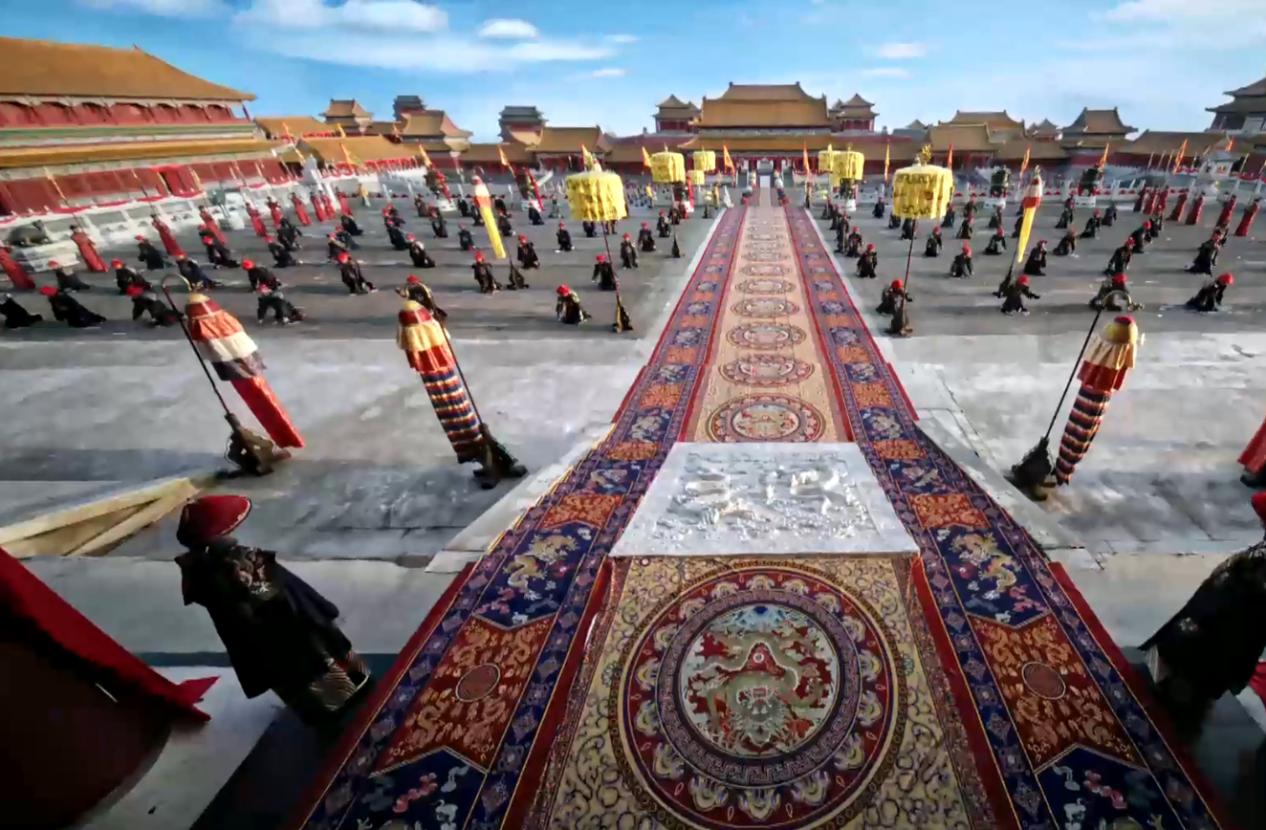 歷史的答卷:清入關后祭祀用滿人的,還是漢人的?順治答案是滿分