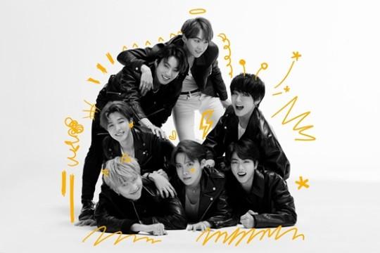 91国 防弹少年团席卷91国iTunes排行榜!历史最高纪录