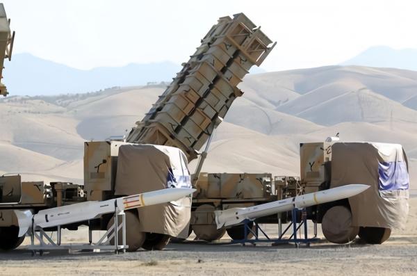 伊朗自行研制的防空导弹系统