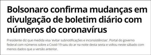 【百度快猫网址排名优化】_确诊数世界第二,巴西停止公布关键疫情数据
