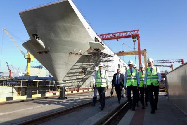 土耳其首艘轻型航母基本成型,将为对外干涉提供更有力支持
