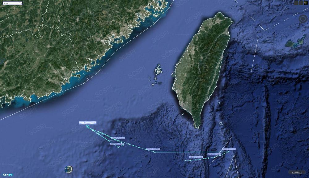 【建行网上银行交话费】_一周4次抵近广东沿海,美军侦察机想干什么?