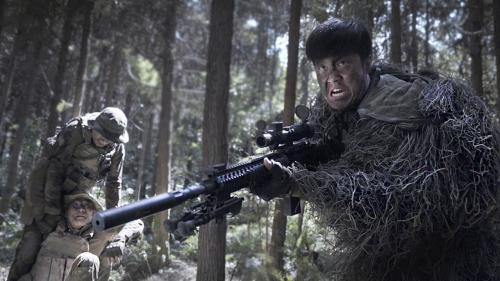 军事动作电影《势不可挡》4月26日即将火爆上映