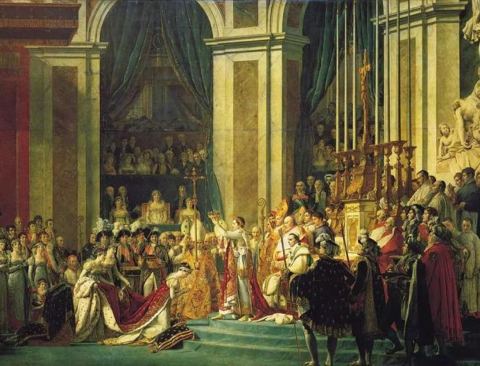 教皇给皇帝加冕