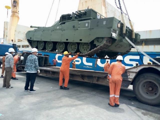国产VT-4坦克交付尼日利亚 即将投入战斗