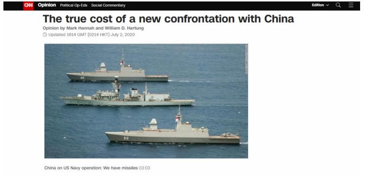 """【博客流量】_美军提出一项""""太平洋威慑倡议"""",想拿200亿美元恫吓中国"""