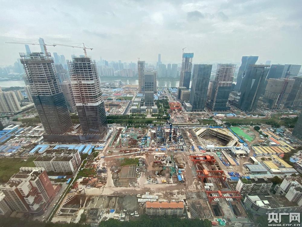 """广州人工智能与数字经济建设驶入""""快车道"""""""