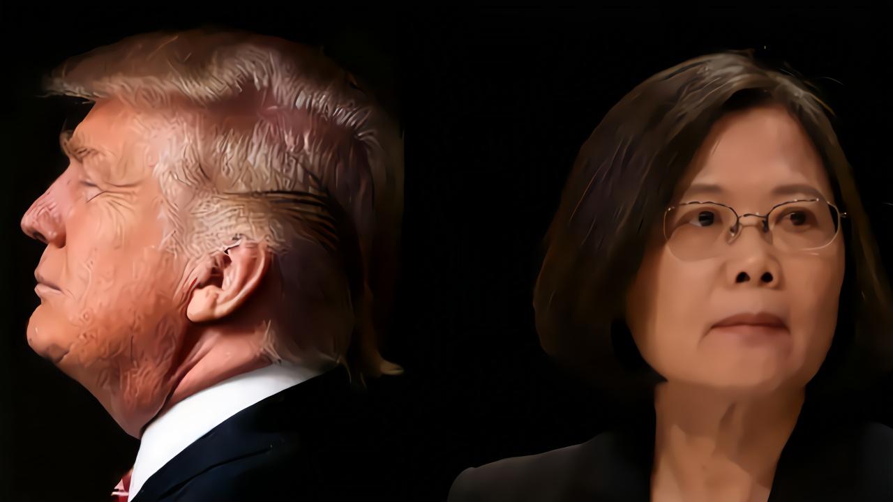 """又打""""台湾牌""""?美国频频炮制诸多涉台法案,意图影响大陆"""