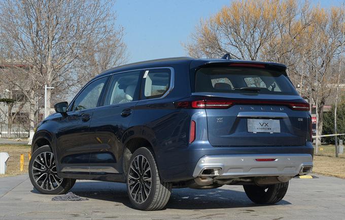 星途VX 2.0T车型本月陆续到店 预计售价19-22万元-图3